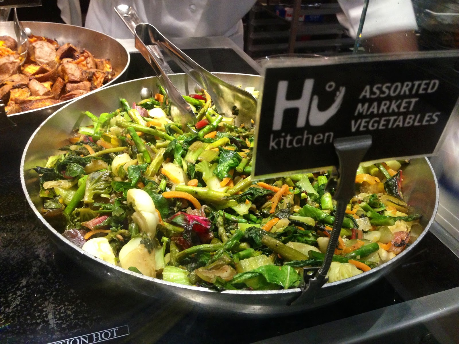 glutenfreehappytummy: Hu Kitchen! An NYC Hotspot!