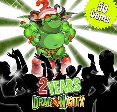 dragonhile DragonCity 50 gems Hilesi