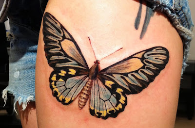 A Butterfly Tattoo