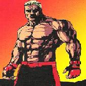 MMA OCTAGON FIGHTER