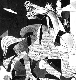 picassos guernica and uccellos battle of 152 quotes from pablo picasso: 'everything you can imagine is real', 'every child is an artist the problem is how to remain an artist once he grows up', and 'art is the lie that enables us to realize the truth.