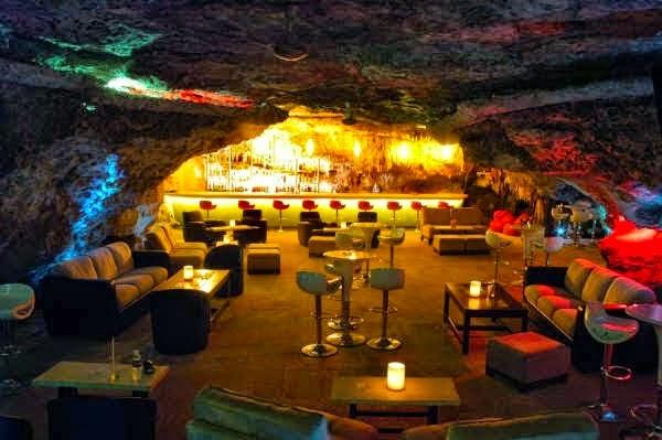 Alux Caverna Lounge, Mexico