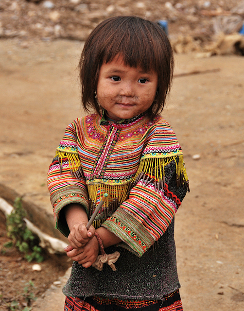 Poor child - Photo An Bui