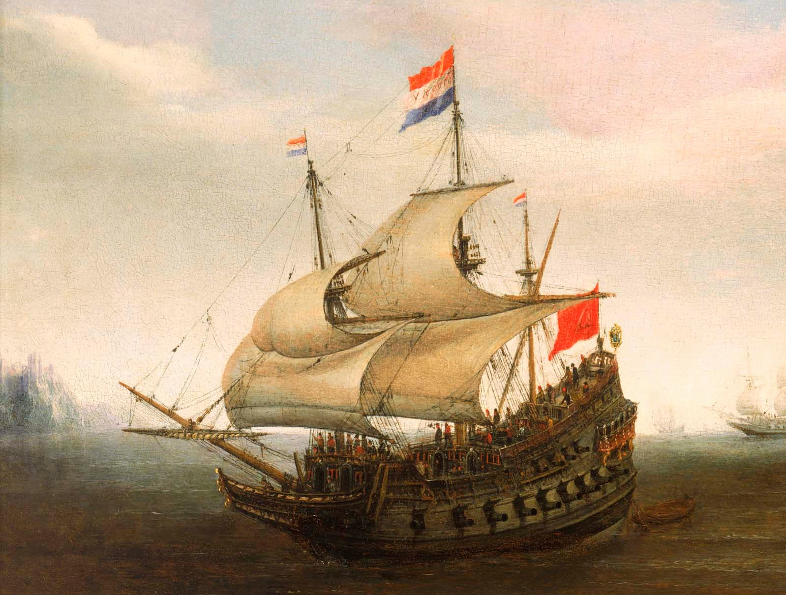 bensozia dutch ships of the seventeenth century
