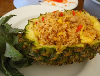 nasi goreng nanas ala thailand