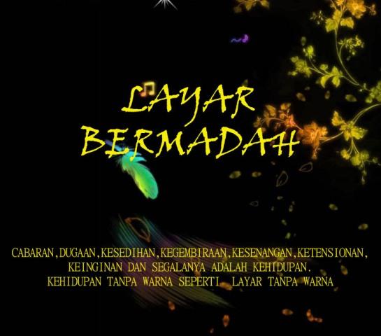 LAYAR BERMADAH