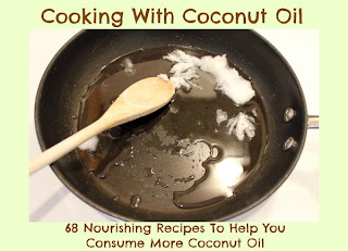 Cooking With Coconut Oil eBook Release Sale