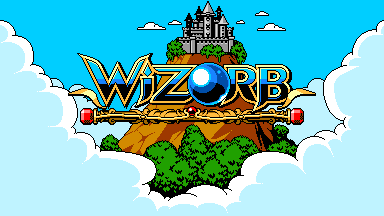 Wizorb PC title screen