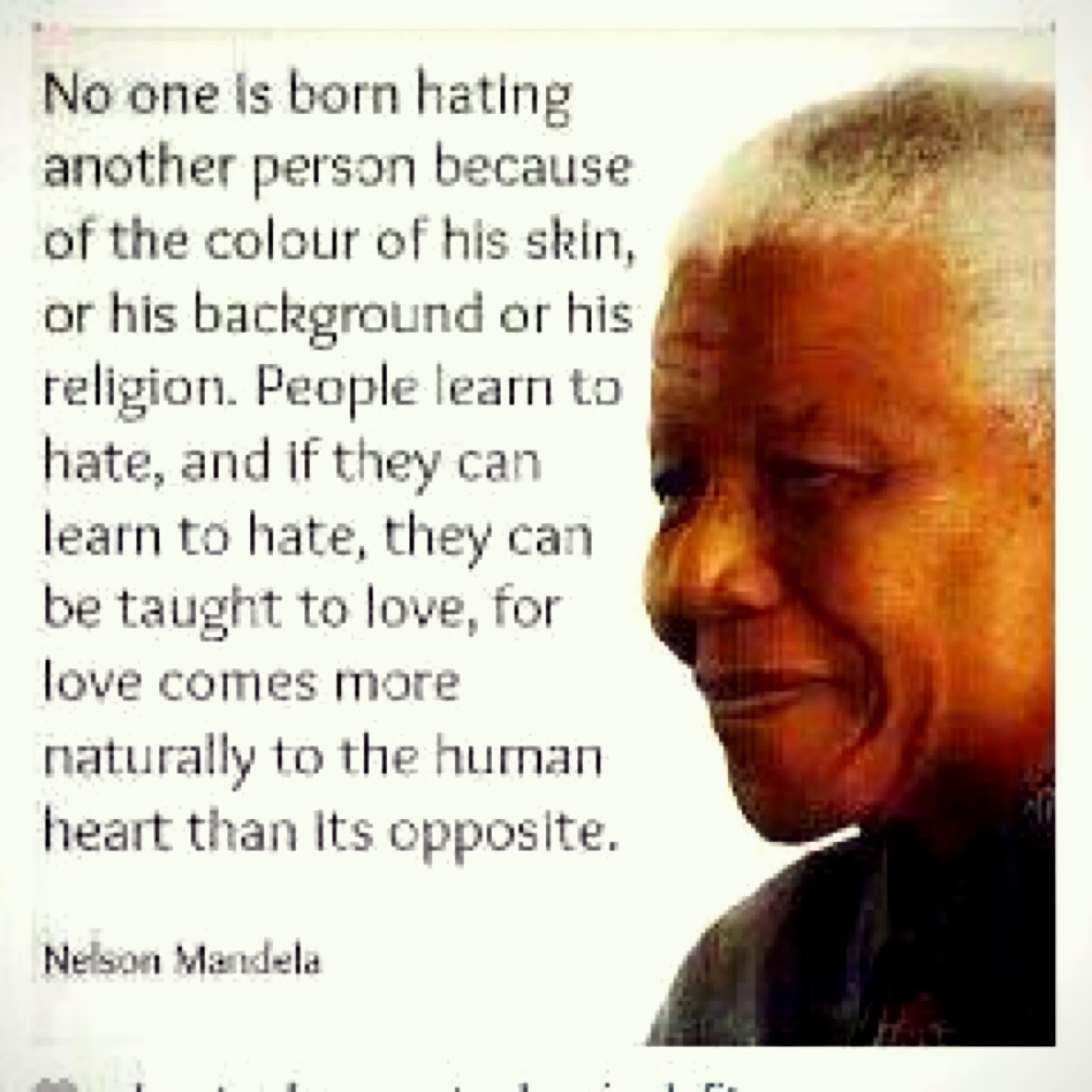 Dp Bbm Nelson Mandela Display Picture And Wallpaper Mobile