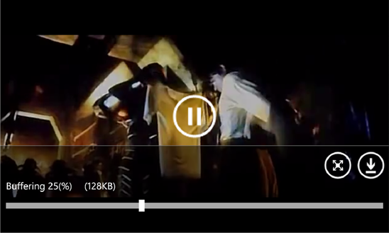 Flash Movie Player for Windows Phone