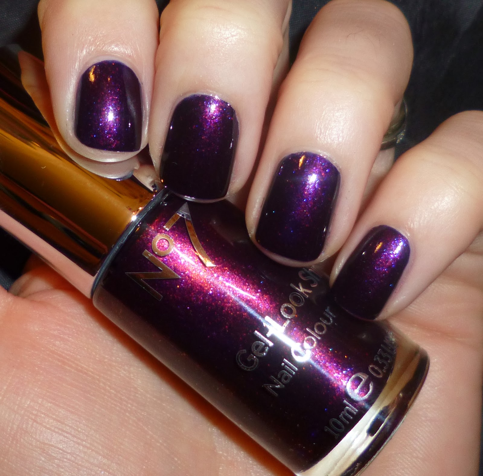 Lou is Perfectly Polished: Swatch: Galaxy by Boots No 7