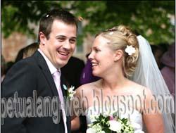 cara membuat efek warna hitam putih pada foto prewedding
