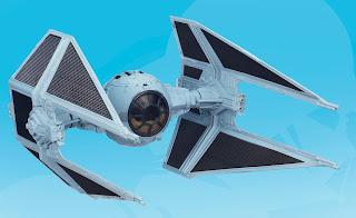 Hasbro Star Wars ROTJ TIE Interceptor Exclusive Vehicle