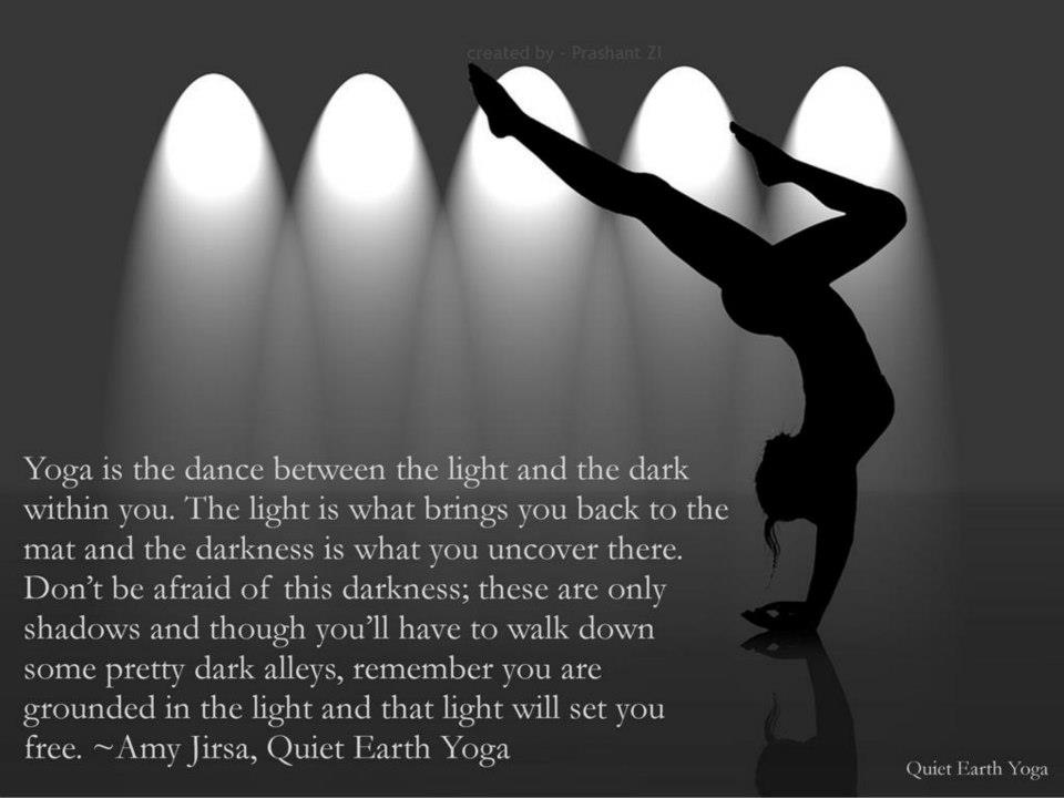 yoga quotes about balance - photo #3