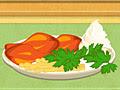 لعبة طبخ أجنحة الدجاج