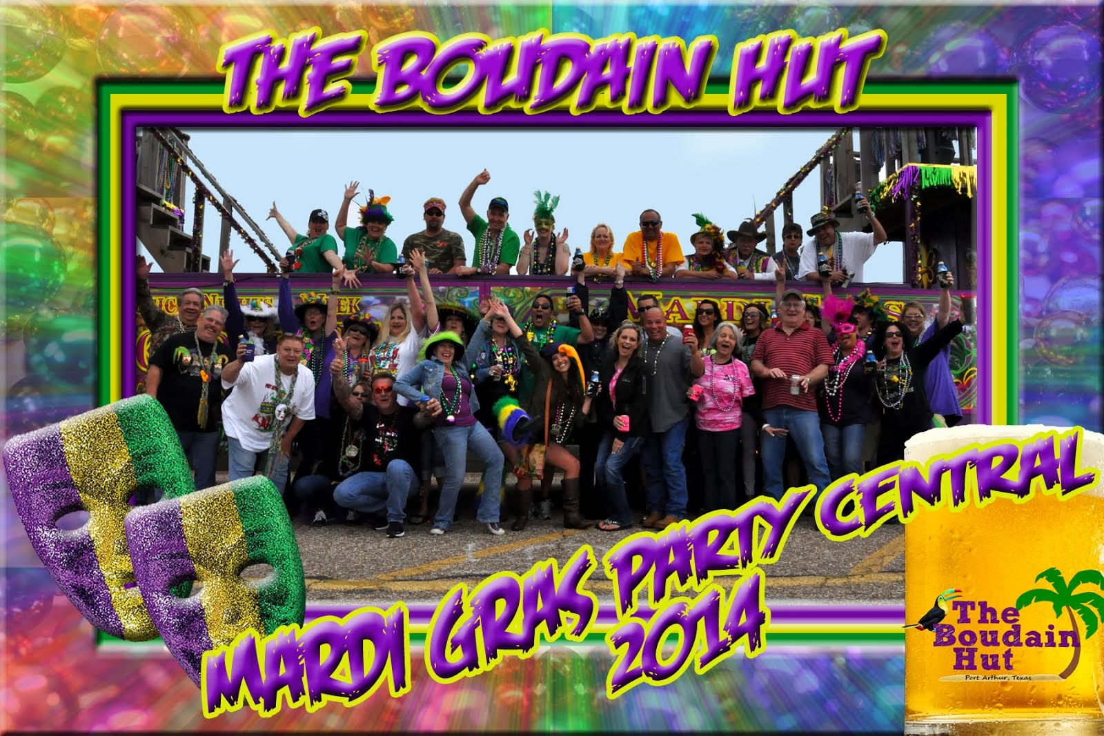 Check Out our Mardi Gras Pics!