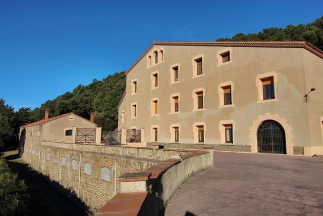Casa rural Can Perepoc en el Montseny