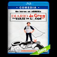 El diario de Greg: Un viaje de locos (2017) BRRip 1080p Audio Dual Latino-Ingles