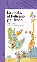 LA JIRAFA EL PELICANO Y EL MONO, DAHL