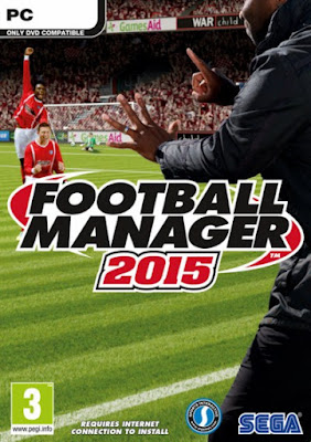 Download Football Manager 2015 Full Version Free – 1,7 GB