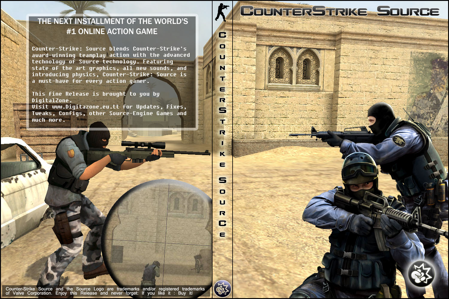 how to get counter strike source for free on steam