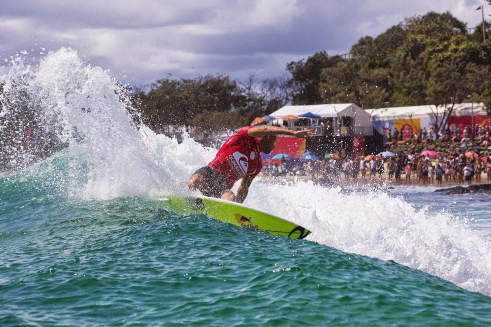 66 Quiksilver Pro Gold Coast 2015 Mick Fanning Foto WSL Kelly Cestari