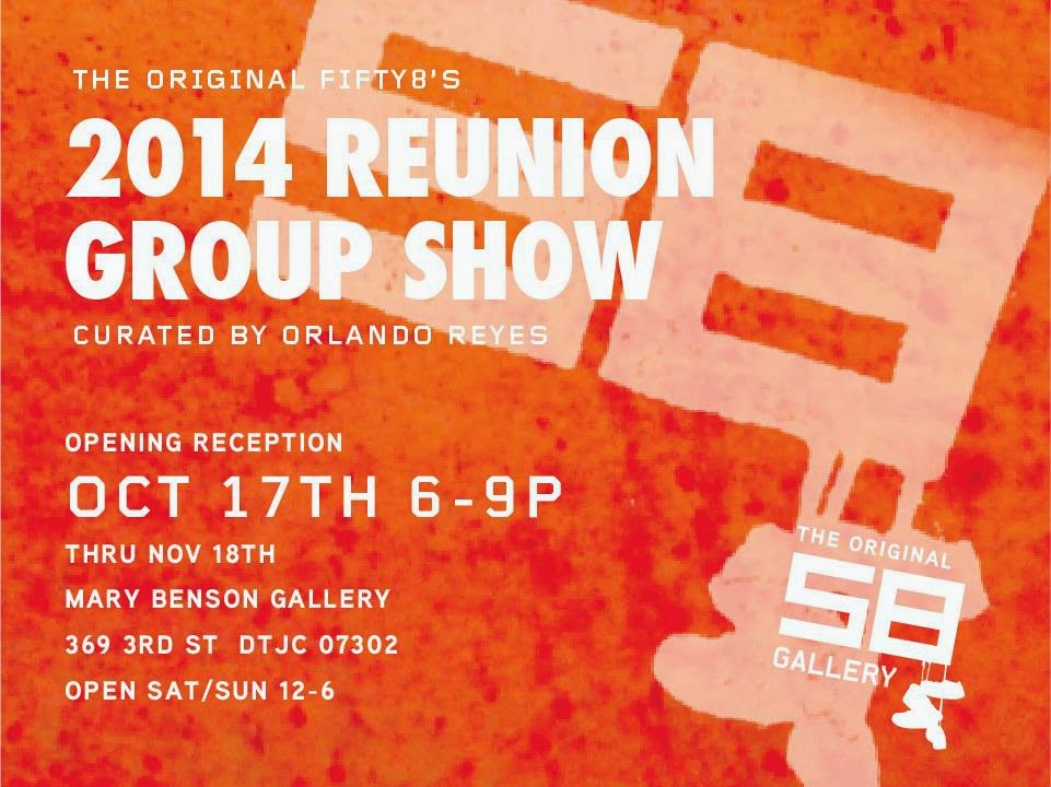 58 Gallery Reunion Show