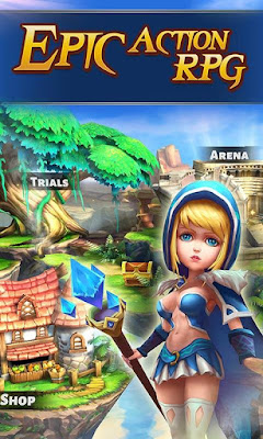 Heroes and Titans 3D v1.6.0 MOD Apk