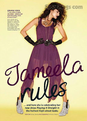 Jameela Jamil indian UK host model cosmopolitan