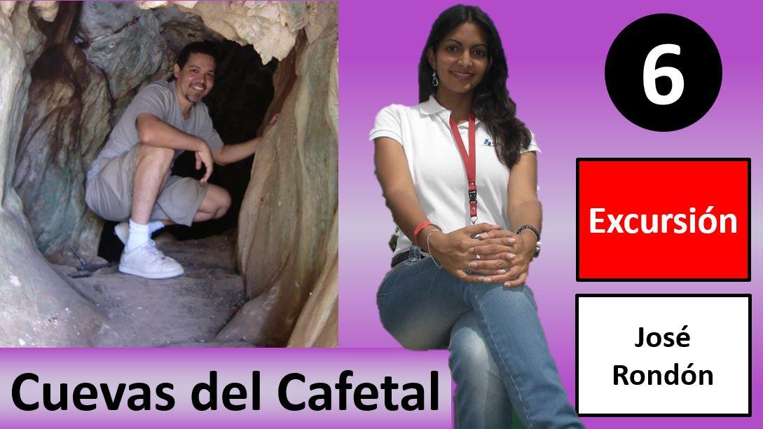 Excursión con una amiga a las Cuevas del Cafetal