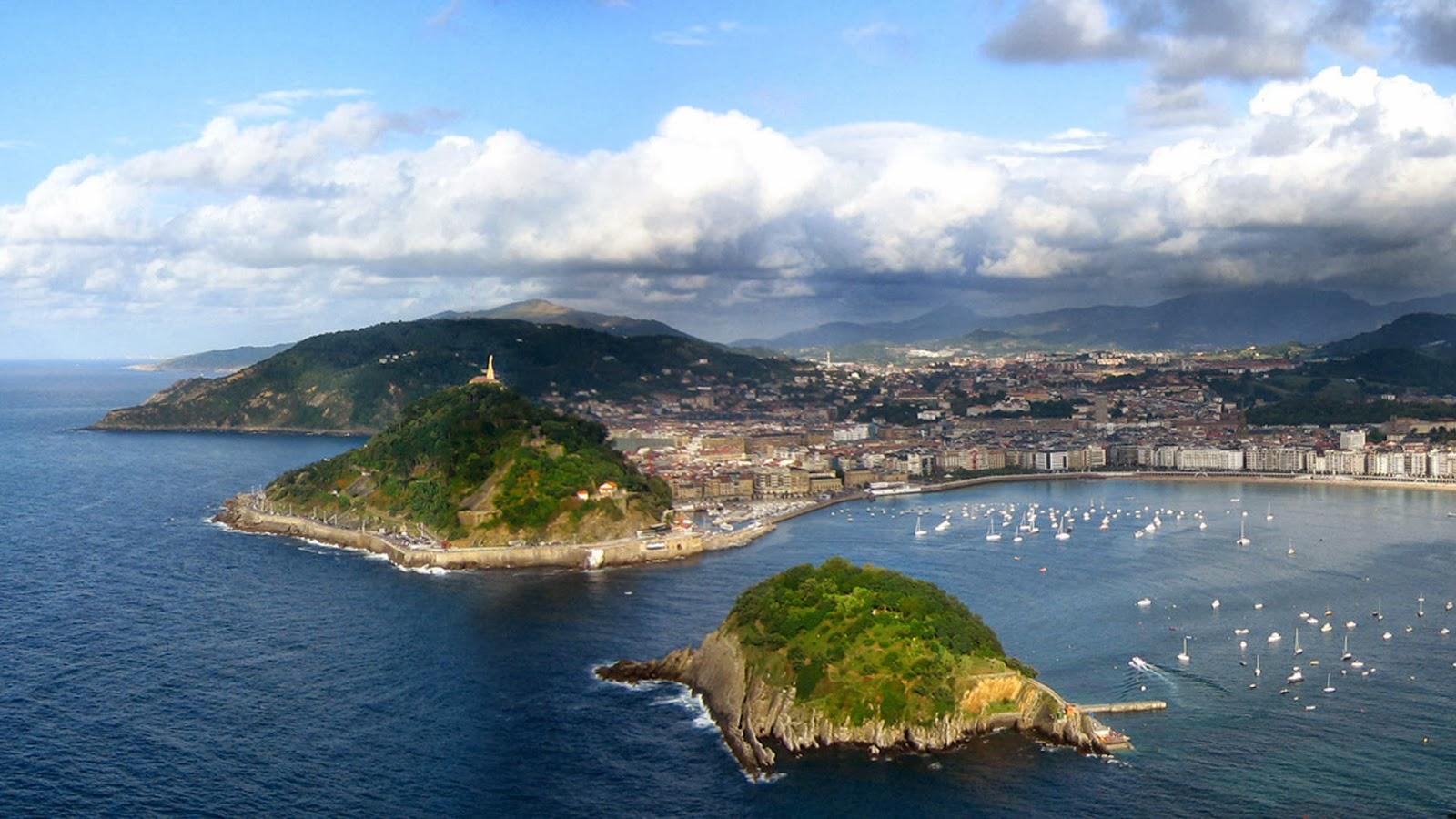 най0красивият градски плаж в Европа