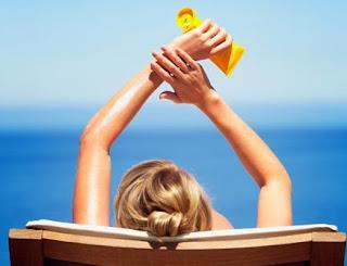 Sunblock Bentuk Cream Yang Bagus Untuk Wajah