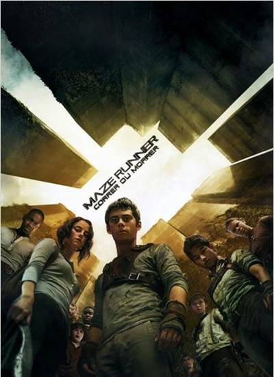 Download Maze Runner Correr ou Morrer AVI + RMVB Dublado Torrent