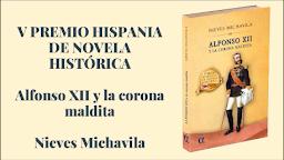 Booktrailer Alfonso XII y la corona maldita