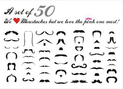 patrones bigotes