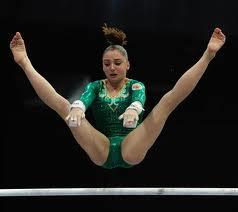 Gimnastičarka Aliya Mustafina