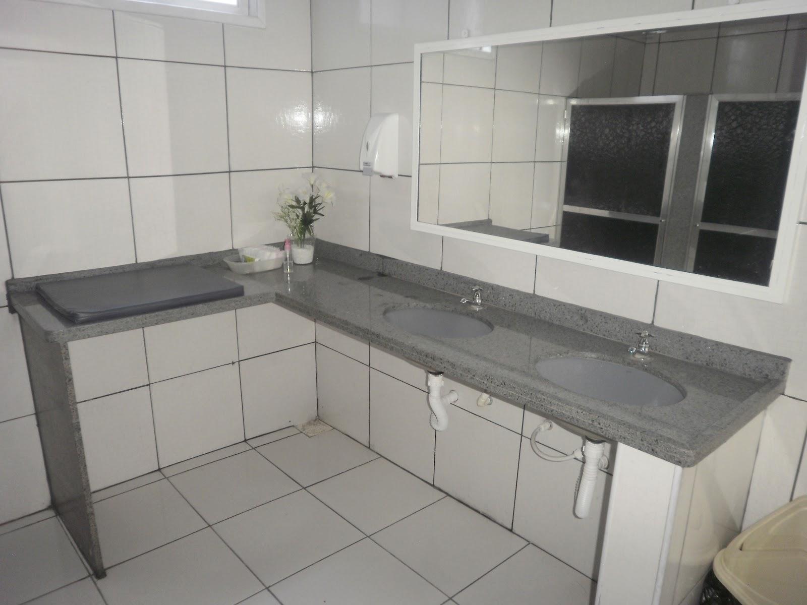 CRIATIVA SALÃO DE FESTAS -> Banheiro Suite Feminino