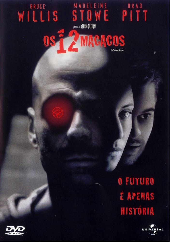 Os 12 Macacos – Dublado (1995)