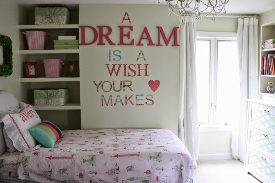 Diy con amor ideas para decorar tu habitaci n - Como decorar una pared de habitacion ...