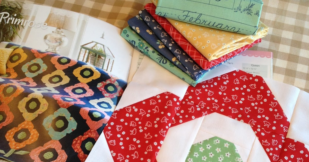 Fat Quarter Style - fun and easy pieced quilts pattern book - 12 designs