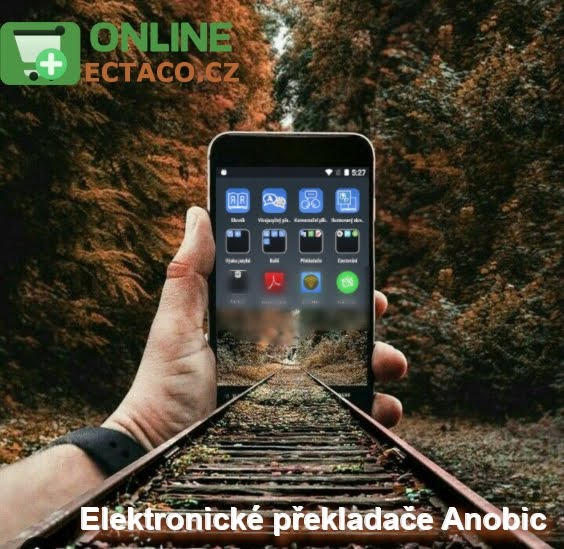 Hlasový překladač Anobic VT ASK