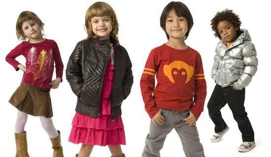 Model baju casual anak untuk fashion show