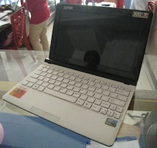 jual netbook 2nd zyrex m110