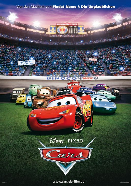 מכוניות *מדובב לעברית* -  Cars 2006