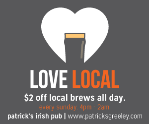 Patrick's Irish Pub - Greeley CO
