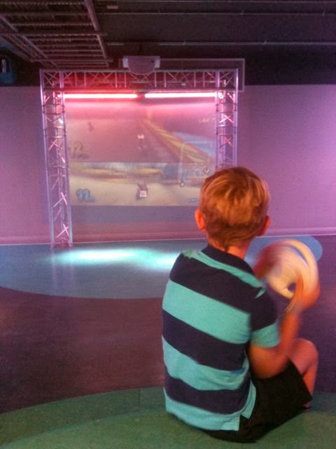 Butlins Wave Hotel Games Port