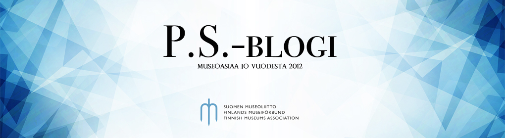 Suomen museoliiton P.S.-blogi