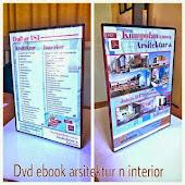 DVD Ebook Arsitektur dan Interior Lengkap