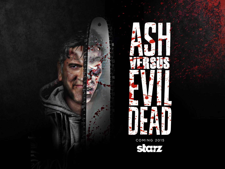 ash vs evil dead starz