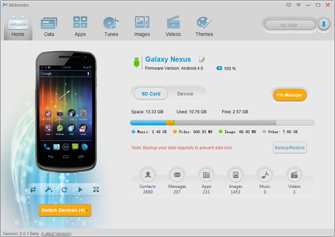Android pc suite for windows 7 free download